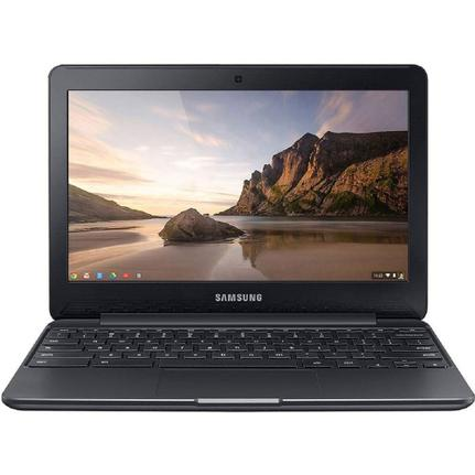 "Notebook - Samsung Xe501c13-ad3br Celeron N3060 1.60ghz 4gb 32gb Ssd Intel Hd Graphics 400 Chrome os Chromebook 11,6"" Polegadas"