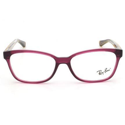 b85cd9060eea7 Óculos de Grau Infantil Ray Ban RB1571L 3713 50 - Óptica - Magazine Luiza