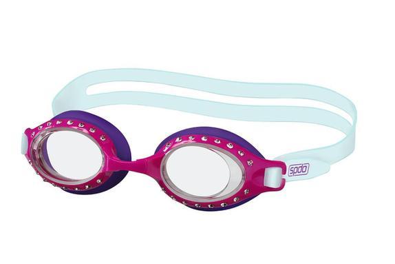 f4e5289796c30 Óculos de Natação Speedo Princess Uva Cristal - Óculos de Natação -  Magazine Luiza