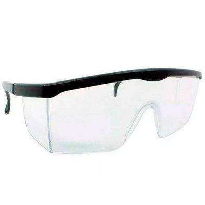 9225f33a56125 Óculos de Segurança   Proteção Titan Incolor Proteplus - Óculos de ...