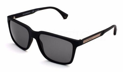 cb561265fb5 Óculos De Sol - Empório Armani - Ea4047 5063 81 - Emporio armani ...