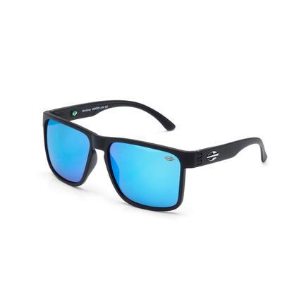 d4afd4aae Óculos de Sol Mormaii MONTEREY M0029 A14 97 Preto Lente Espelhada Azul Tam  56 - Óculos de Sol - Magazine Luiza