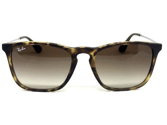 2449ab235e9ab Oculos de sol Ray Ban Chris RB 4187L 856 13 54 - Óculos de Sol - Magazine  Luiza