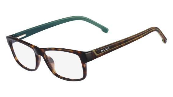 c7ccb4111817b Óculos Lacoste L2707 214 Tartaruga Verde Lente Tam 53 - Óculos de ...