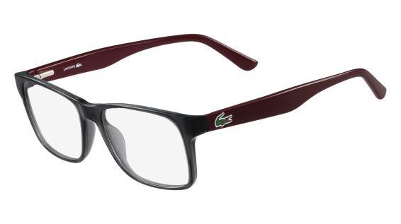 Imagem de Óculos Lacoste L2741 035 Cinza Translúcido Vinho Lente Tam 53 7b569c9c6b