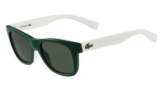 d3cc68c2994be Imagem de Óculos Lacoste L3617S 315 Verde Branco Lente Verde Flash Tam 48