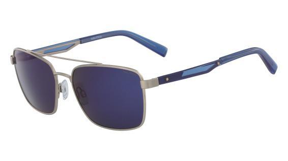 5fac623243da9 Óculos Nautica N5126S 720 Ouro Azul Lente Azul Flash Tam 57 - Óculos ...