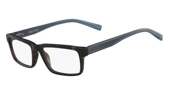 75ff7afc75a9c Óculos Nautica N8140 206 Tartaruga Escuro Lente Tam 54 - Óptica ...