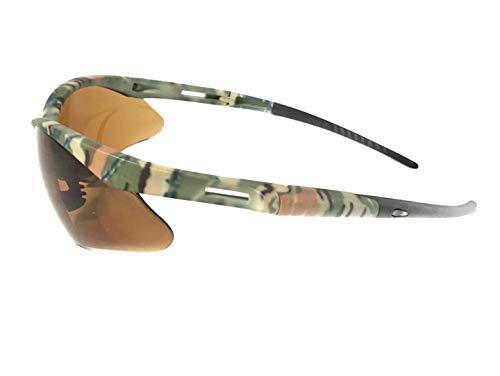 8fd37f871bd3a Óculos Nêmesis Jackson Armação Camuflada Lente Bronze Uv CA - Ideal ...