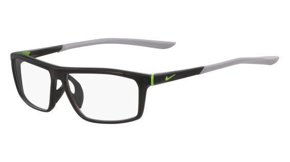 1c943a600e7d9 Óculos Nike 7083Uf 001 Preto Branco Lente Tam 56 - Óptica - Magazine ...