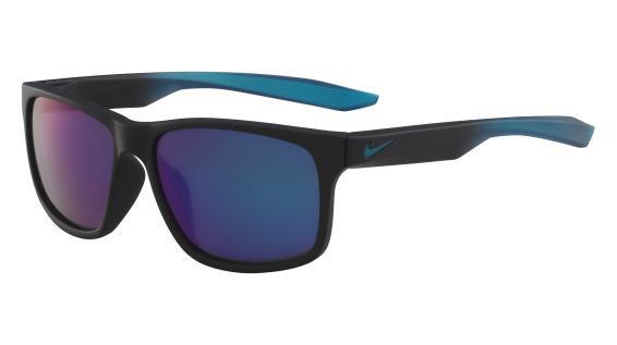 Imagem de Óculos NIKE Essential Chaser R Ev0998 003 Preto Fosco Lente Azul  Roxo Flash Tam 706e7512fb