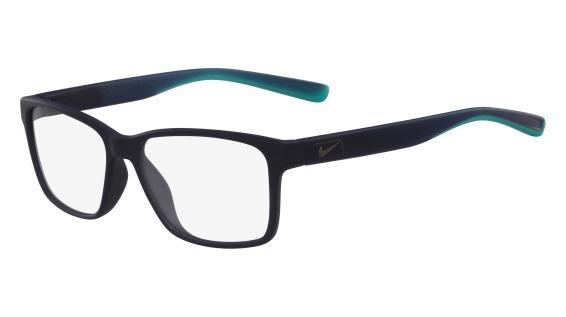 Óculos NIKE Nike 7091 415 Preto Lente Tam 54 - Óculos de grau ... 967e969248
