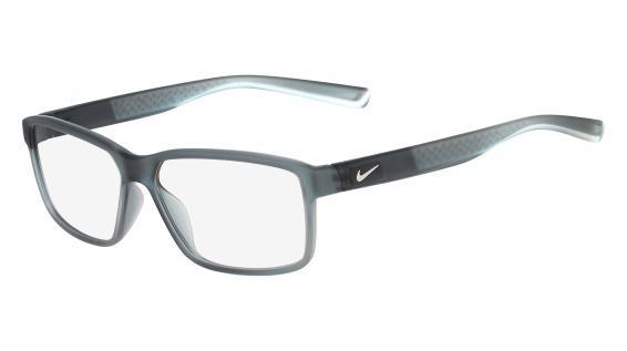 3d16123bf13f6 Óculos NIKE Nike 7092 068 Cinza Degradê Lente Tam 55 - Óptica ...