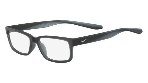 a7ae7893b4ea2 Óculos NIKE Nike 7103 075 Cinza Translúcido Lente Tam 52 - Óptica ...