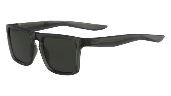 1e7e8146c4529 Imagem de Óculos NIKE Nike Verge Ev1059 333 Preto Fosco Lente Cinza Flash  Tam 52