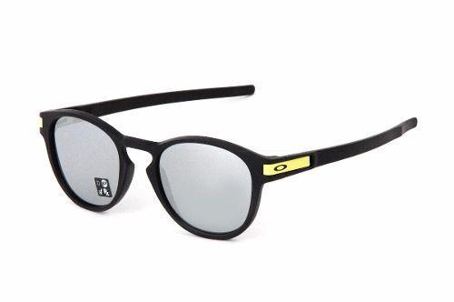 Óculos Solar Oakley Latch Valentino Rossi OO9265-2153 - Óculos de ... 89ce6116fe