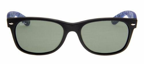 718f61d87d542 Óculos Solar Ray Ban Rb2132ll New Wayfarer 6120 55-18 3n - Ray-ban ...