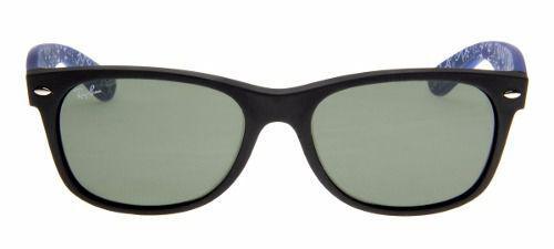 9f733da9a Óculos Solar Ray Ban Rb2132ll New Wayfarer 6120 55-18 3n - Ray-ban ...