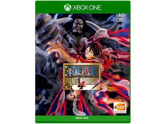 Jogo One Piece: Pirate Warriors 4 - Xbox One - Bandai Namco Games