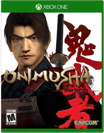 Jogo Onimusha Warlords - Xbox One - Capcom