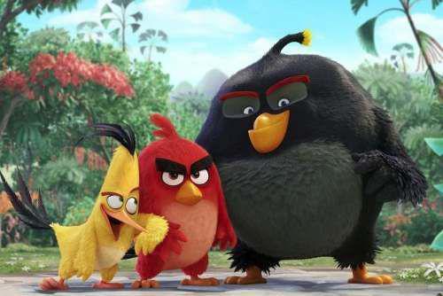 Painel De Festa Angry Birds O Filme 01 Colormyhome Painel De