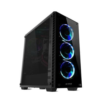 Desktop Neologic Moba Box Nli80989 I3-7100 3.90ghz 8gb 1tb Geforce Gtx 1050ti Windows 10 Pro Sem Monitor