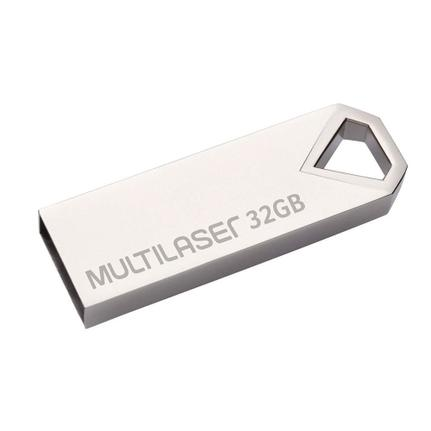 Pen Drive Multilaser Diamond 32gb - Pd851