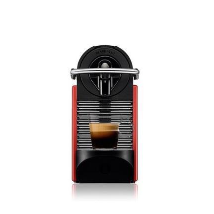 Cafeteira Expresso Nespresso Pixie Carmim Vermelho 110v - D60