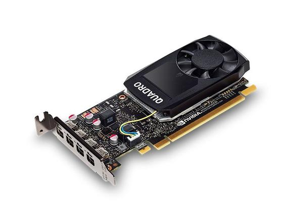 Placa de Vídeo Pny Quadro P1000 4gb Ddr5 Vcqp1000-porpb