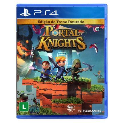 Jogo Portal Knights - Playstation 4 - 505 Games