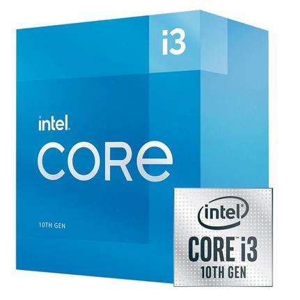 Processador Intel I3-10105 Bx8070110105