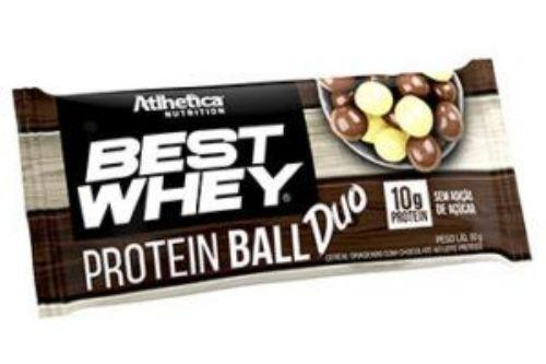 eb26ef325 Protein Ball Best Whey - 1 Unidade Duo - Atlhetica - Atlhetica ...
