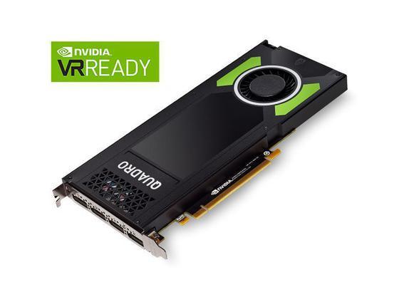 Placa de Vídeo Nvidia P4000 8gb Ddr5 Vcqp4000-pb