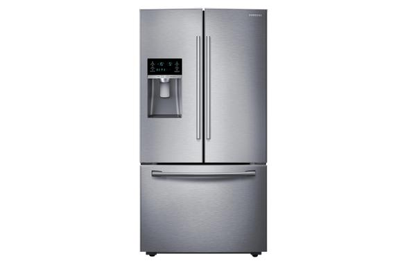 Geladeira/refrigerador 536 Litros 3 Portas Inox French Door - Samsung - 220v - Rf23hcedbsr/bz