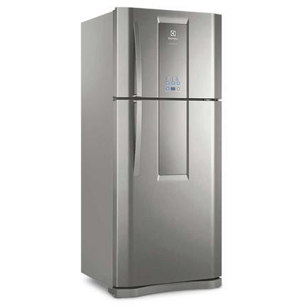 Geladeira/refrigerador 553 Litros 2 Portas Inox - Electrolux - 110v - Df82x