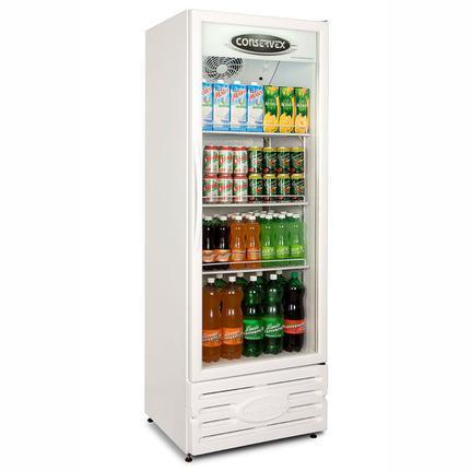 Geladeira/refrigerador 400 Litros 1 Portas Branco - Conservex - 220v - Erv-400