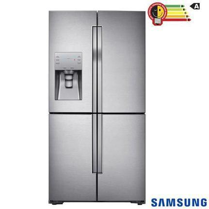 Geladeira/refrigerador 564 Litros 3 Portas Inox French Door Convert - Samsung - 220v - Rf56k9040sr/bz