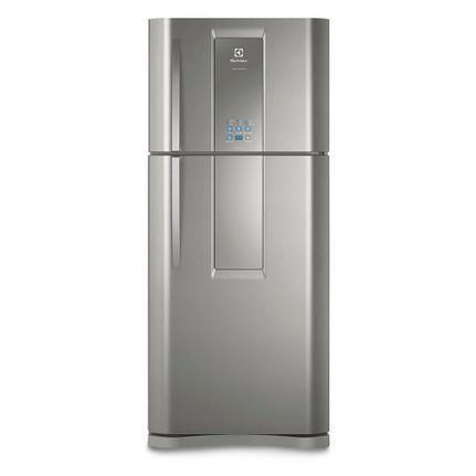 Geladeira/refrigerador 553 Litros 2 Portas Inox - Electrolux - 220v - Df82x
