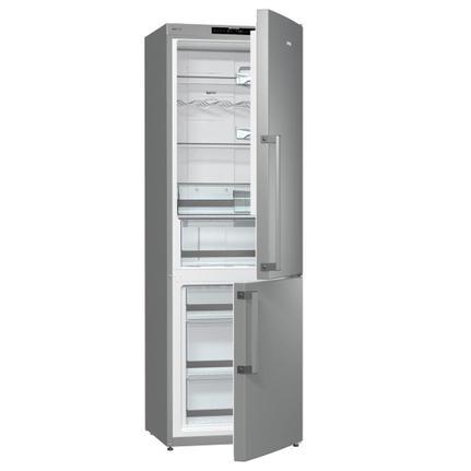 Geladeira/refrigerador 325 Litros 2 Portas Inox - Gorenje - 220v - Nrk6192ux