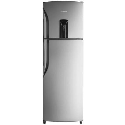 Refrigerador Panasonic 387L Frost Free BT40BD1XB Aço Escovado 220V - Integração