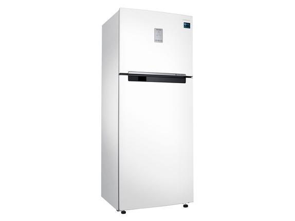 Geladeira/refrigerador 453 Litros 2 Portas Branco Twin Cooling Plus - Samsung - 220v - Rt46k6241ww/bz