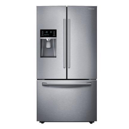 Geladeira/refrigerador 536 Litros 3 Portas Inox French Door - Samsung - 110v - Rf23hcedbsr/az