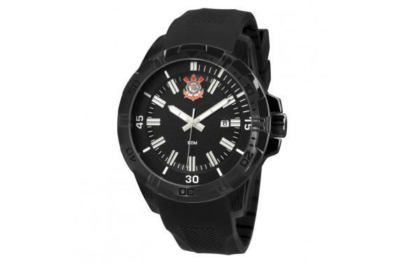 Relógio Analógico Technos Corinthians Masculino - Relógio Masculino ... 494e9f5aef