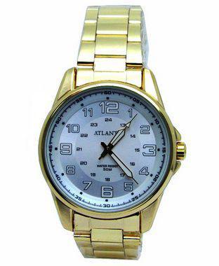 73303552ffd Relogio atlantis unissex g3321 fundo branco - Relógio Masculino ...