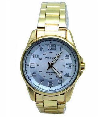 33c8af0efe Relogio atlantis unissex g3321 fundo branco - Relógio Masculino ...