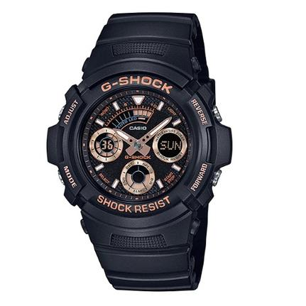 e04e23e1440 Relógio Casio Masculino AW-591GBX-1A4DR - Relógio Masculino - Magazine Luiza