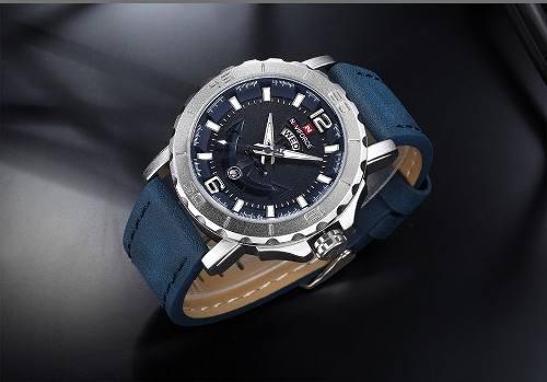 303dd6bf9de Relógio de Pulso Masculino NaviForce Modelo 9122 - Relógio Masculino ...