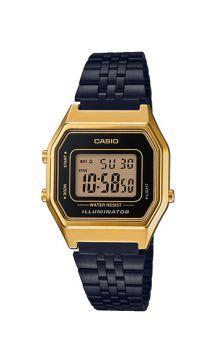 4fe4c5fc6f0 Relógio Feminino Casio Vintage LA680WEGB-1ADF - Relógio Feminino ...