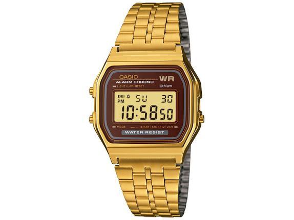 0b075a847b7 Relógio Masculino Casio Digital - A159WGEA-5DF - Relógio Masculino -  Magazine Luiza