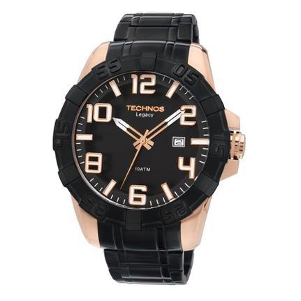 Relógio Masculino Technos Classic Legacy 2315ABK 1P 55mm Preto - Relógio  Masculino - Magazine Luiza 1e8189abe6